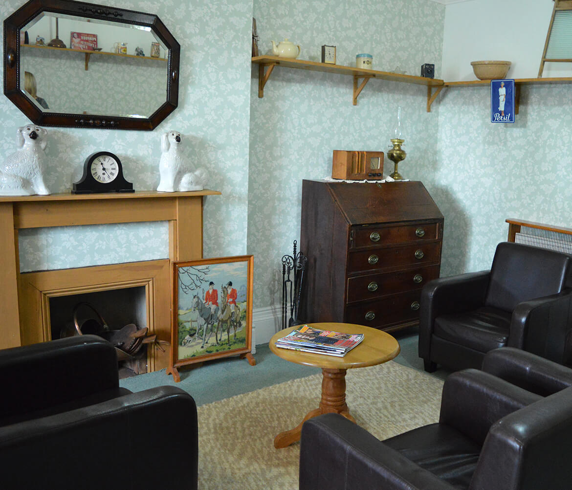 Holmer Manor Care Home comfortable accommodation