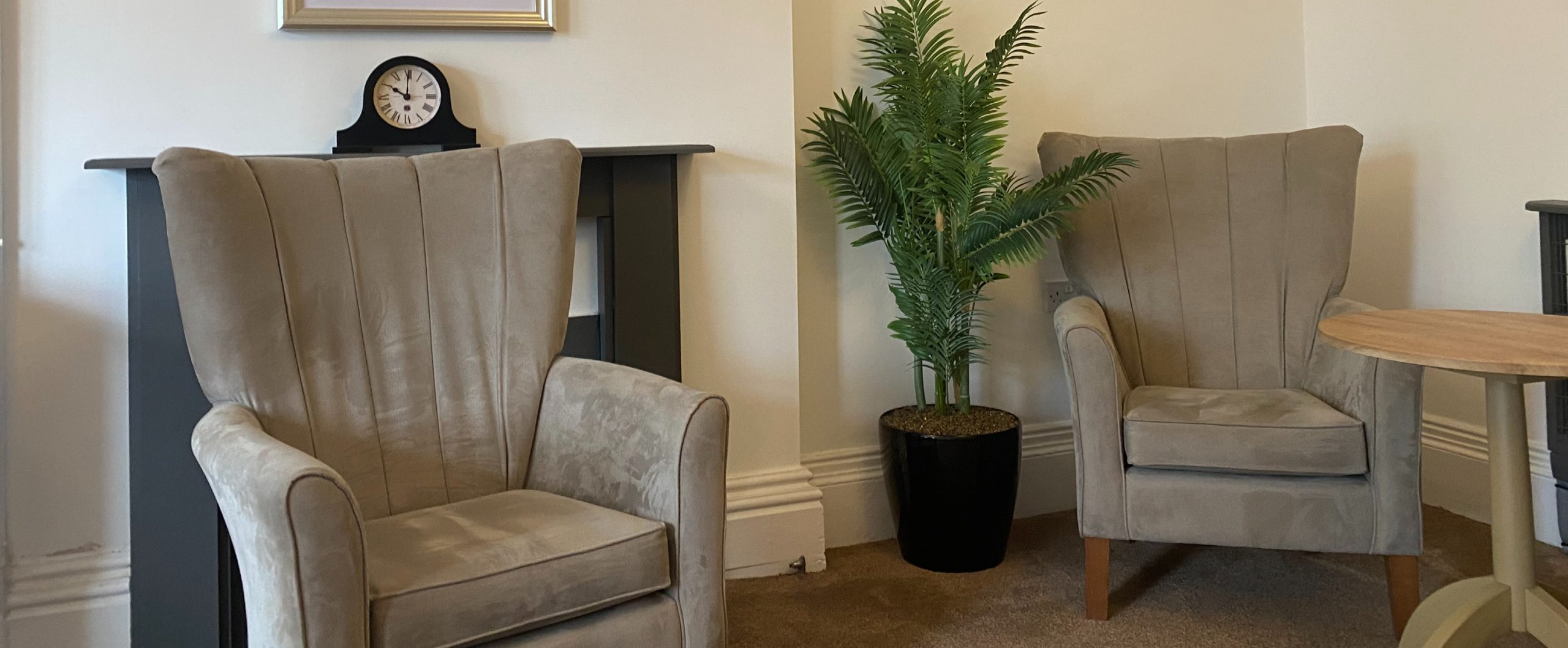 Care Homes in Herefordshire - Holmer nursing home interior